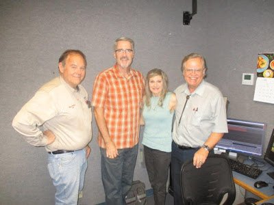 Listen to The Cross at Kerrville Radio Show!