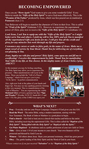 Read Empowerment Plaque