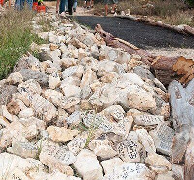 """Prayer Path Construction, Unity, Rattlesnake Miracle"" - April 11, 2015 Broadcast"